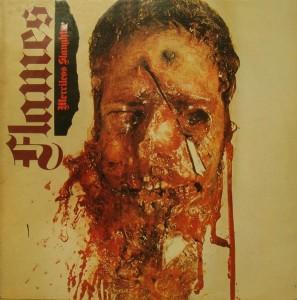 02 Flames - Merciless Slasughter LP