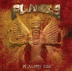 flames - cd cover